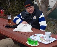 2013 Jarní výlet ČKV podél Vltavy